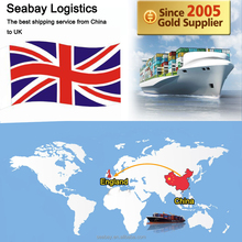 Shipping container from china to UK
