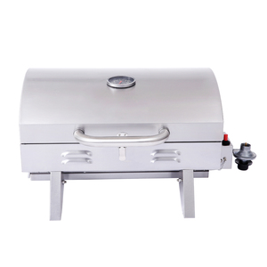 outdoor gas grill bbq/Camping stainless steel brick bbq