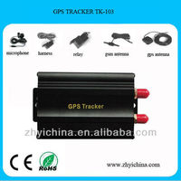 Alibaba Wholesale gps tracking system TK-103A+ with fuel sensor