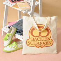 Elegant appearance new arrival promotion blank canvas tote bag