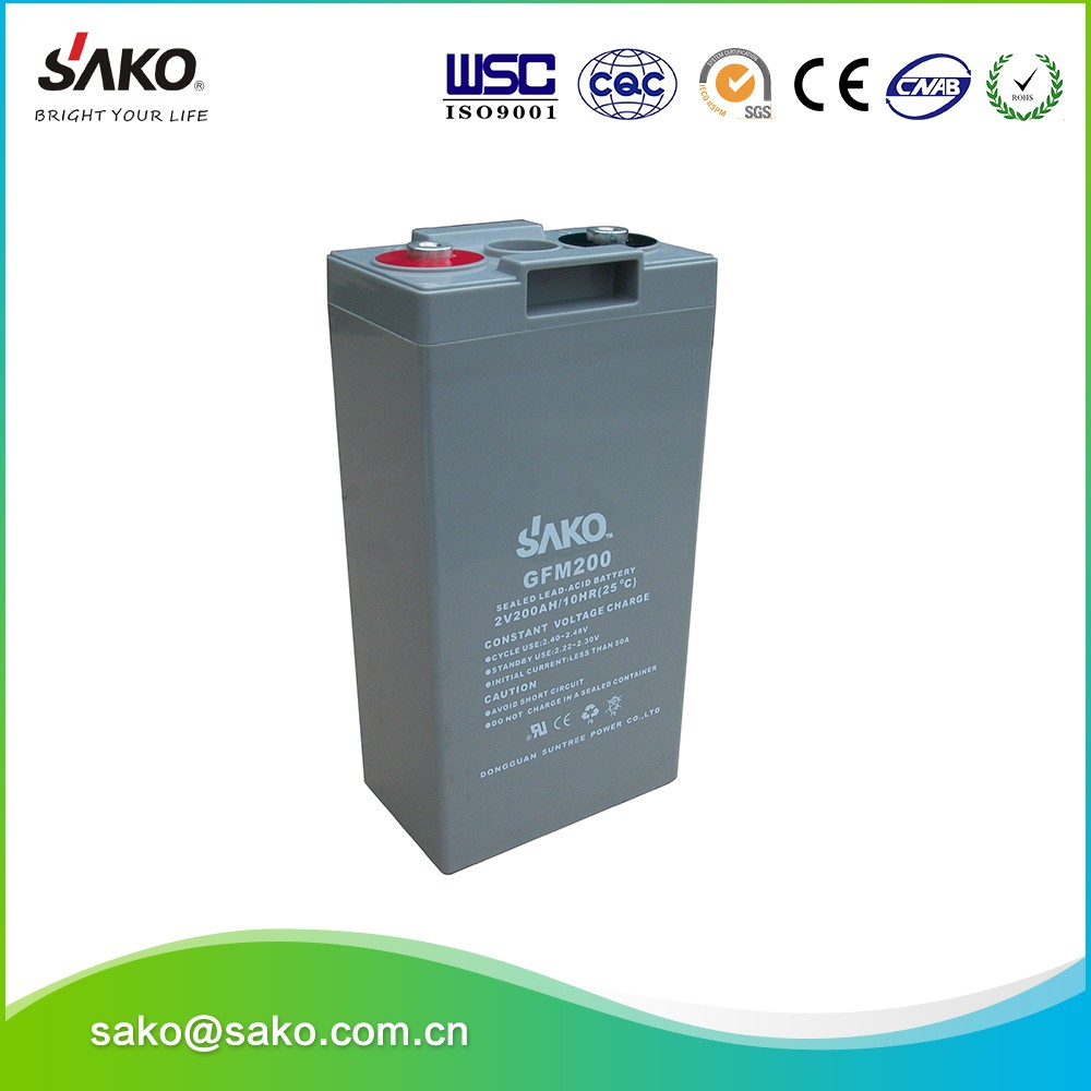 Wholesale 2v/6v/12v Lithium Titanate Storage Battery