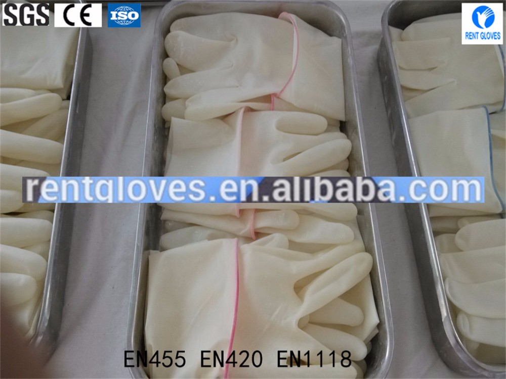 High quanlity Discount Export Malaysia disposable sterile latex surgical gloves medical manufacturers