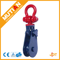 H419 Champion Snatch Rope Pulley Blocks for sale