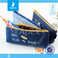 Portable custom printing Pencil pouch for kids