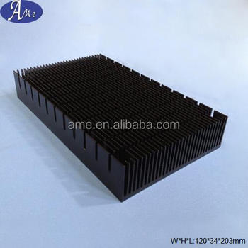 6000 extrusion profile aluminum heat sink