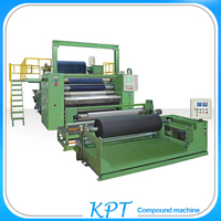 X-TH21 three-ply belt-type electric heating cold laminating machine price