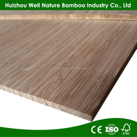 Eco Friendly Bamboo Plywood With Natural Color
