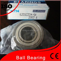 Good performance China NTN ball bearing 6203zzcm/5k deep groove ball bearing 6203zzcm/5k bearing made in Japan