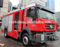 IVECO 350hp fire engines 4x2 fire fighting truck/Fire-extinguishing water tanker