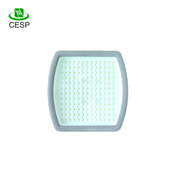 UL844/DLC/ATEX Cetify High power explosion proof Bridgelux 100w square led flood light for gas station lighting