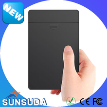 1TB reading capacity hdd enclosure usb 3.0 hdd cases Plastic hdd caddy 2.5 Hard Drive Disc external case high speed sata hddbox