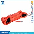 J-MAX 6mm*15m 12strand electric synthetic winch ropes for ATV car