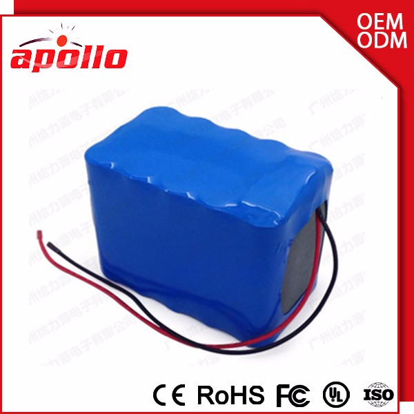 5s3p 16V 9ah 26650 lifepo4 li ion battery with PCM for medical device