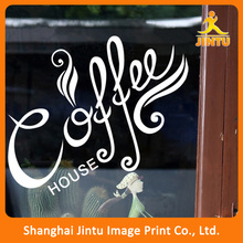 window cling decal for decoration