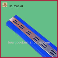 Manufacturer of Square Pipe Slotted Upright