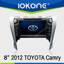 Multimedia Kit for Toyota Camry 2012