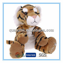 Dramatic Tiger plush toys