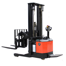 1.5Ton Capacity Single Scissor Forks Type Battery Lifter
