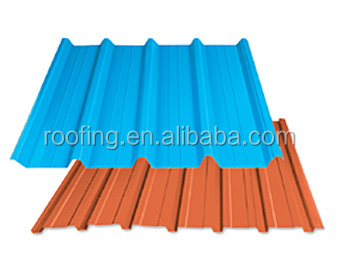 New Technology Building Materials 4 layer APVC Synthetic Resin Roofing Tile