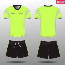hot selling Custom soccer referee uniforms,soccer referee shirt