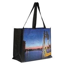 KHW High quality eco promotional lamination pp non woven bags