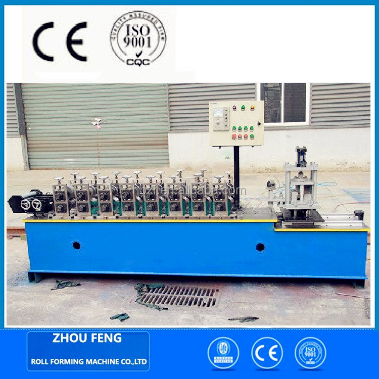 Metal sheet wall angle bead corner making machine roll forming machine
