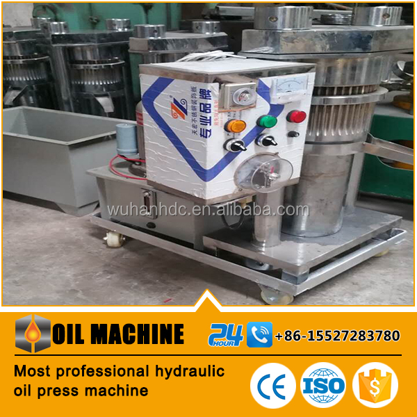 New style good condition organic hydrogenated sesame oil pressing mill cooking black sesame oil machine available