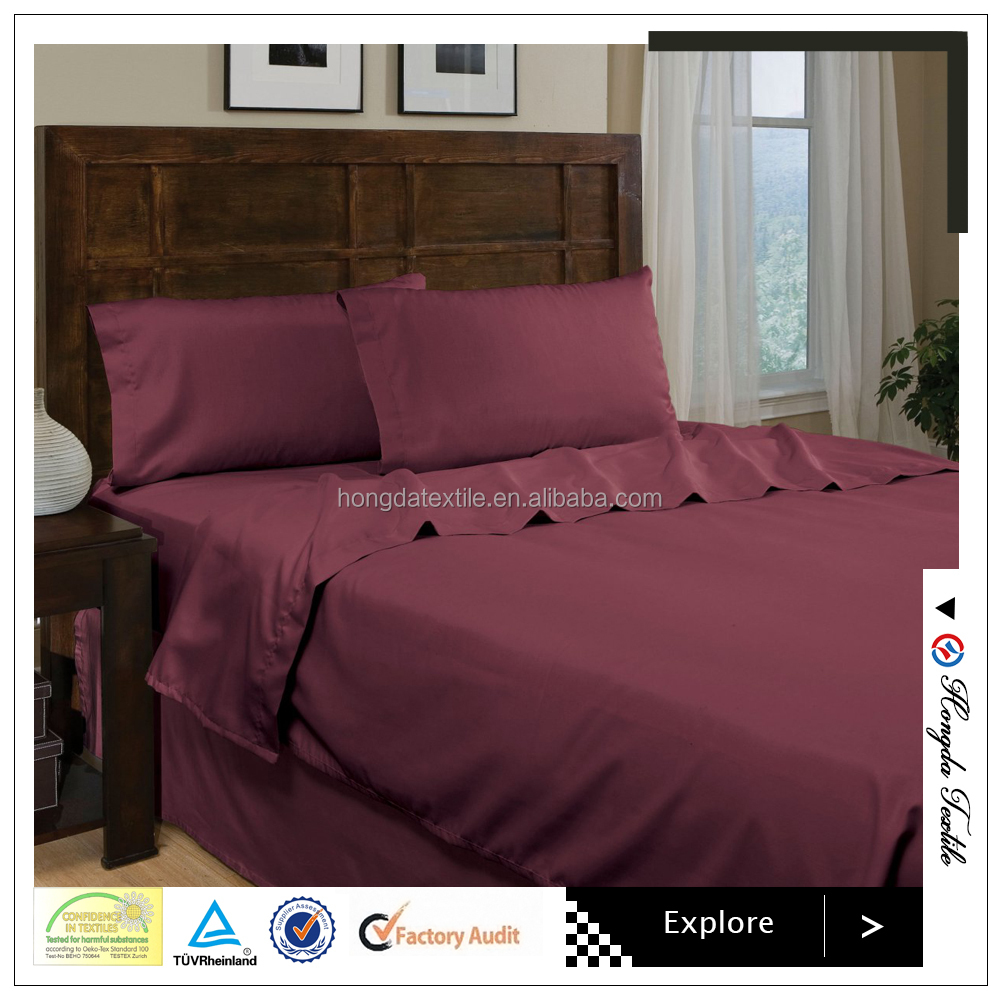 egyptian cotton luxury big lots bedding sets made in china