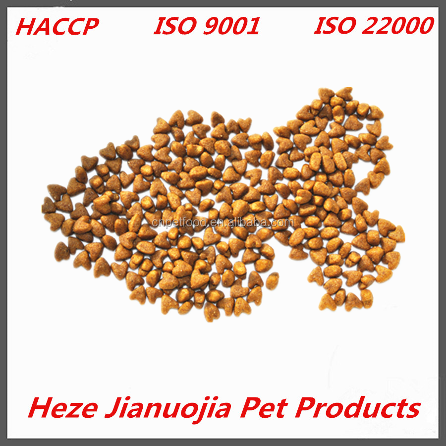High Quality OEM 10kg Chicken Flavor Dry Cat Food