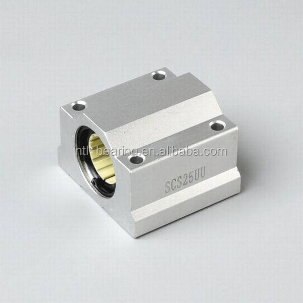 Plastic Linear bearing slide unit SC25UU