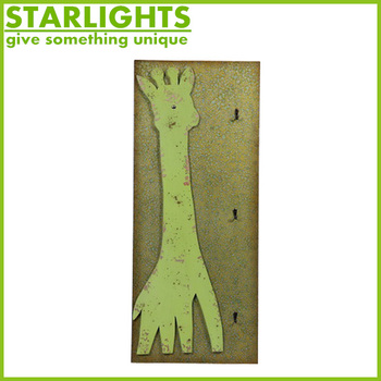 Decorative New Wall Hooks with Giraffe Design