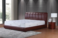 hard wood support base luxury bed