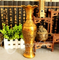alibaba Chinese supplier wholesale metal antique bronze vase