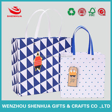 Funny decoration handmade paper bag
