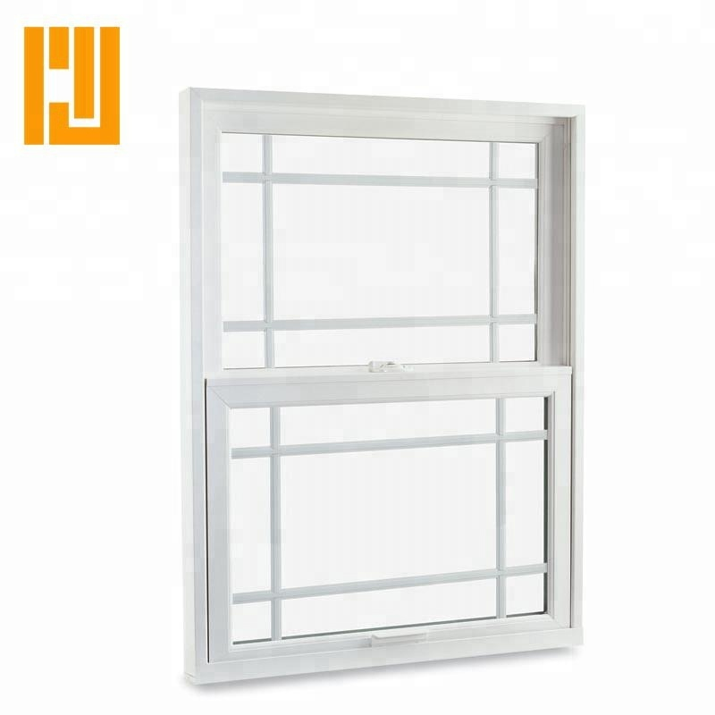 Aluminum Alloy Frame Single Hung Storm Window - Buy Single Hung ...