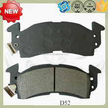 Pads of brake for Chevrolet D52