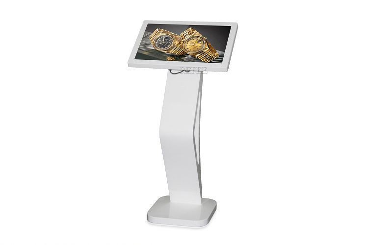 Android Quad Core all in one kiosk for advertising,loop play,touch screen mini pc kiosk with reasonable price