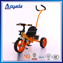 Hot sale kids push bikes / child tricycle 2 in 1 / best gift for kids birthday