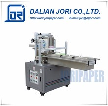 Factory price cardboard box sealing and gluing folder machine