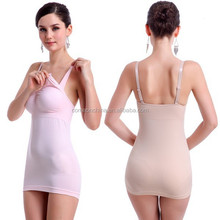 Women Pregnant Slim Padded Stretch Maternity Breastfeeding bra Vest