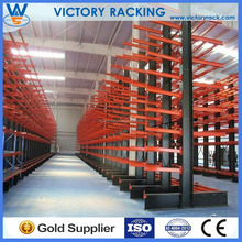 storage arm two-side storage frame warehouse steel china heavy duty cantilever racks