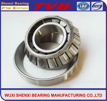 precision tapered roller bearing, 30208, TVB brand, made in china