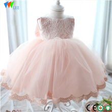 wholesales china manufacture pink and kids party wear tutu dresses for girls