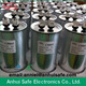 Air Conditioner Dual Run Capacitor 35/5 uf 40/5uf 50/5uf 60/5uf 80/5uf 370 voltage 450voltage high quality aluminium case