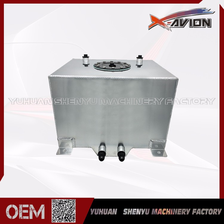 Excellent Material Factory Directly Provide 7.5-Gallon Aluminum Fuel Cell Gas Tank