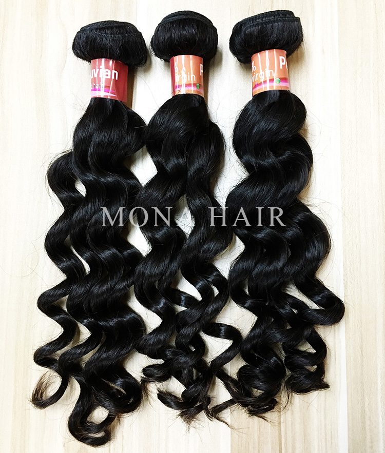 double weft wholesale remy hair real human hair clip in hair extension