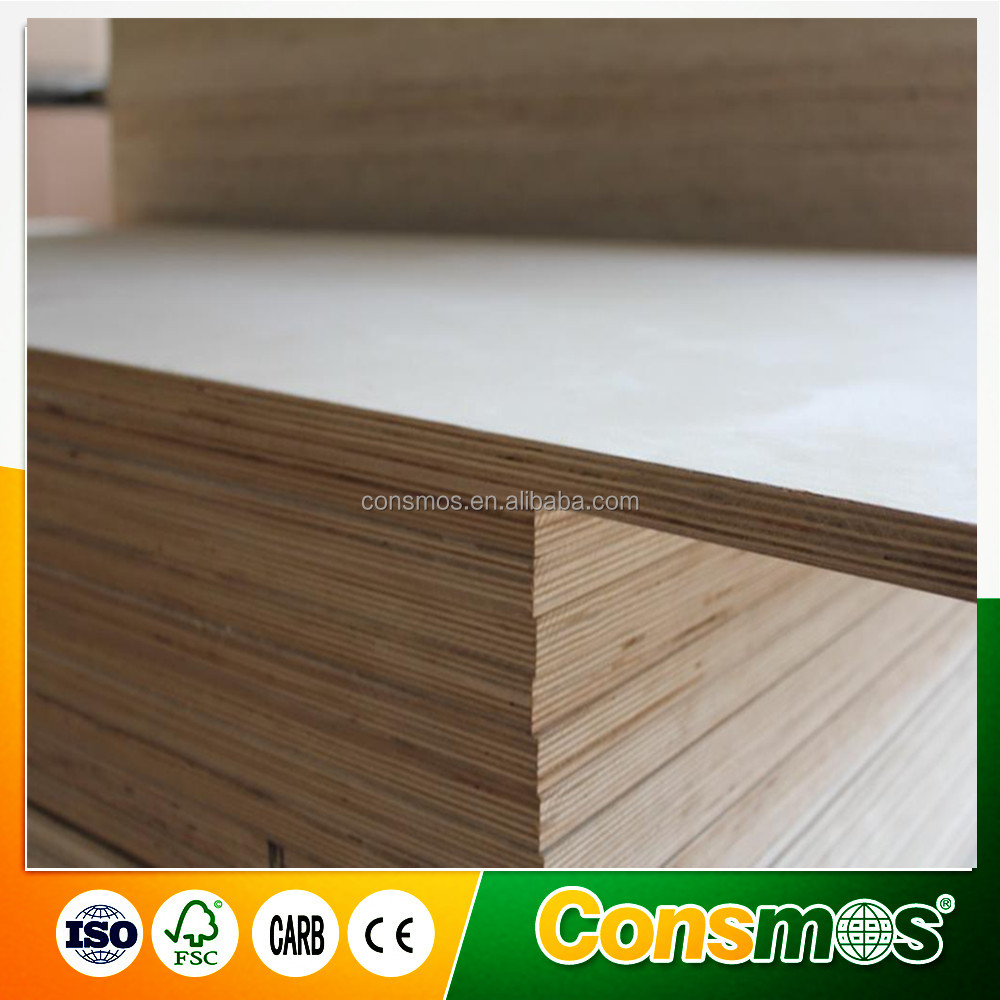 18mm MR GLUE JPIC standard commercial plywood for Dubai market Consmos plywood