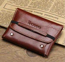 Lovely convenient mini wallet customize logo wallet cheap leather wallet