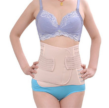 Breathable Elastic Postpartum Recoery Slimming Girdle for Women and Maternity
