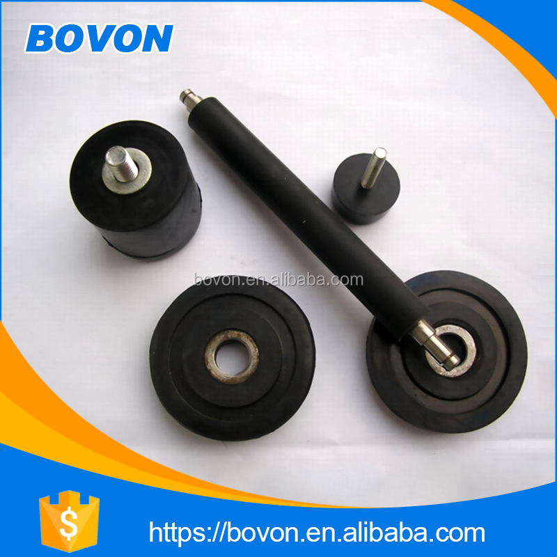 Chinese manufacturer wholesale automotive molded rubber bonded spare parts on sale